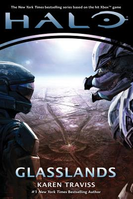 Halo: Glasslands: Glasslands Cover Image