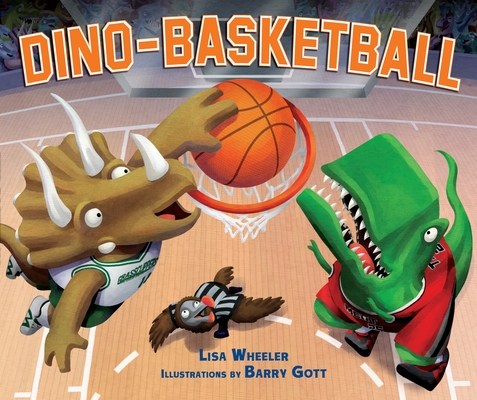 Dino-Basketball Cover Image