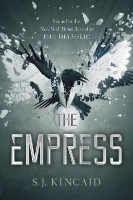 The Empress (The Diabolic #2) Cover Image