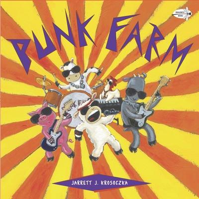Punk Farm Cover