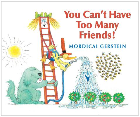 Cover for You Can't Have Too Many Friends!