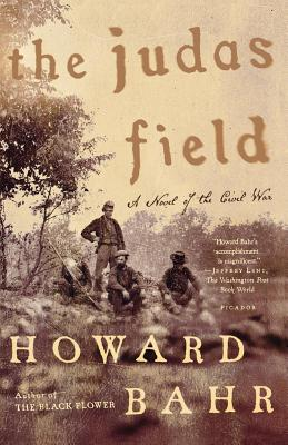 The Judas Field Cover