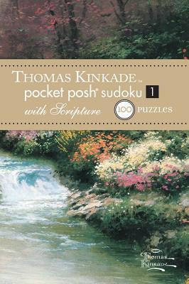 Cover for Thomas Kinkade Pocket Posh Sudoku 1 with Scripture