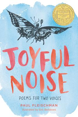 Joyful Noise: Poems for Two Voices Cover Image