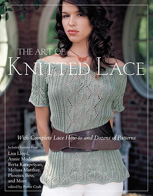 The Art of Knitted Lace Cover
