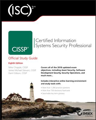 (isc)2 Cissp Certified Information Systems Security Professional Official Study Guide Cover Image
