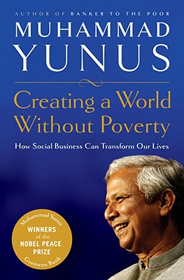 Creating a World Without Poverty Cover