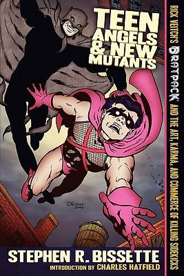 Teen Angels & New Mutants Cover