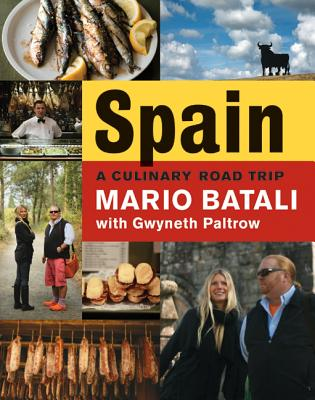 Spain...a Culinary Road Trip Cover