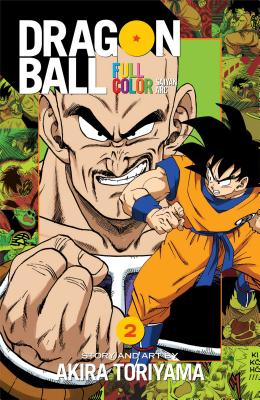 Dragon Ball Full Color, Vol. 2 cover image