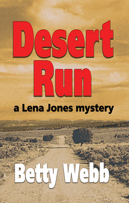 Desert Run (Lena Jones Mysteries) Cover Image
