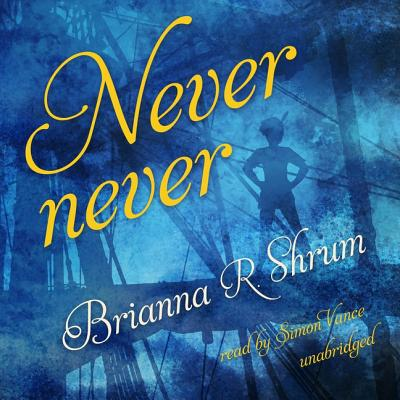 Never Never Lib/E Cover Image