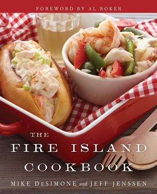 The Fire Island Cookbook Cover