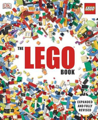 The Lego Book Cover