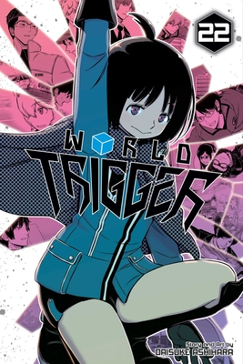 Cover for World Trigger, Vol. 22