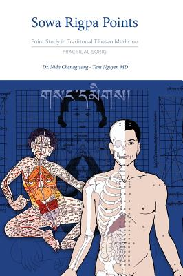 Sowa Rigpa Points: Point Study in Traditional Tibetan Medicine Cover Image
