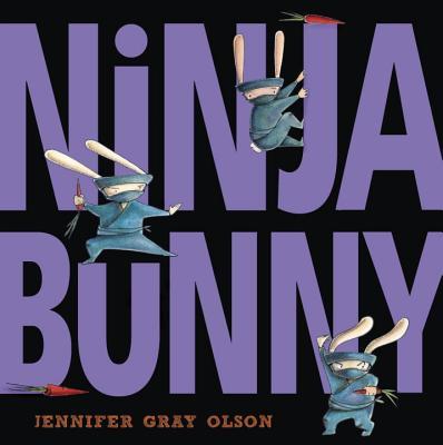 Ninja Bunny Cover