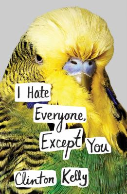 I Hate Everyone, Except You cover image