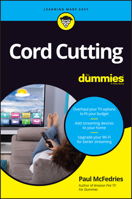 Cord Cutting for Dummies Cover Image
