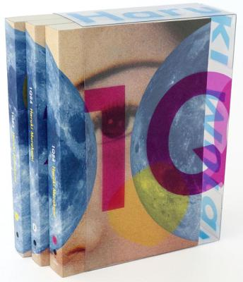 1q84: 3 Volume Boxed Set Cover Image