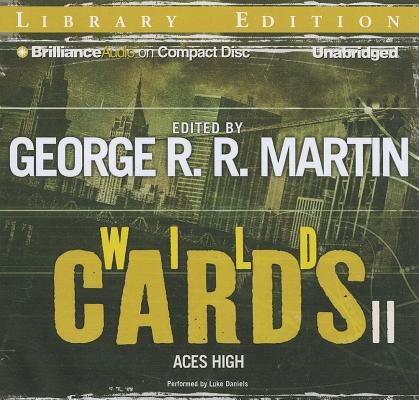 Aces High (Wild Cards (Audio) #2) Cover Image