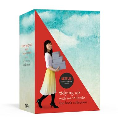 Tidying Up with Marie Kondo: The Book Collection: The Life-Changing Magic of Tidying Up and Spark Joy Cover Image
