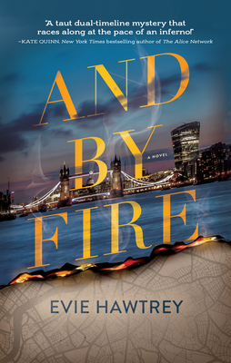 Cover for And By Fire