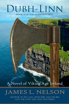 Dubh-linn: A Novel of Viking Age Ireland (Norsemen Saga #2) Cover Image