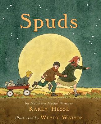 Spuds Cover