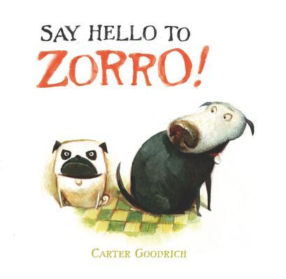 Say Hello to Zorro! Cover