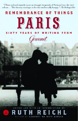 Remembrance of Things Paris Cover