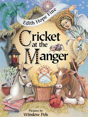 Cricket at the Manger Cover