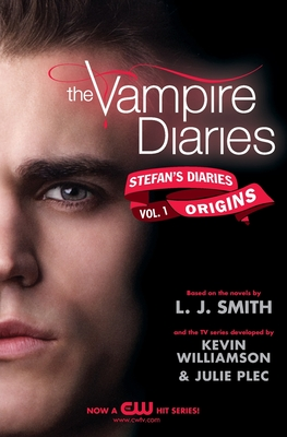 The Vampire Diaries: Stefan's Diaries #1: Origins Cover Image