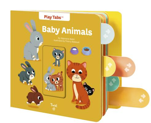 Cover for Baby Animals (PlayTabs)