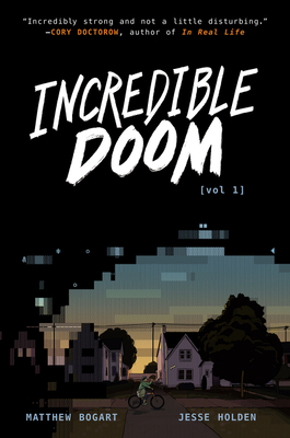Incredible Doom Cover Image