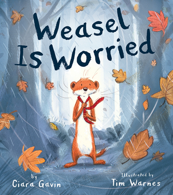 Weasel Is Worried Cover Image