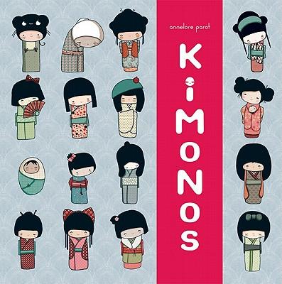 Kokeshi Kimono Book Cover