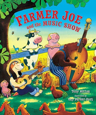 Farmer Joe and the Music Show Cover
