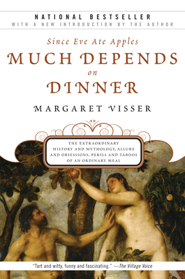 Cover for Much Depends on Dinner