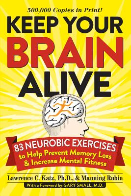 Keep Your Brain Alive Cover