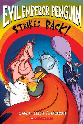 Evil Emperor Penguin: Strikes Back Cover Image