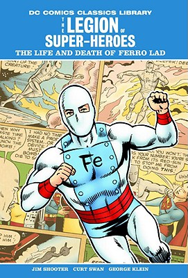 The Legion of Super-Heroes Cover