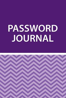 Password Journal Cover Image