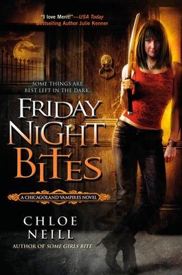 Cover for Friday Night Bites (Chicagoland Vampires #2)