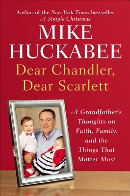Dear Chandler, Dear Scarlett Cover