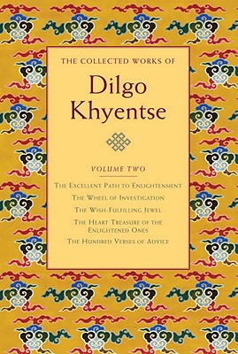 The Collected Works of Dilgo Khyentse, Volume Two Cover Image