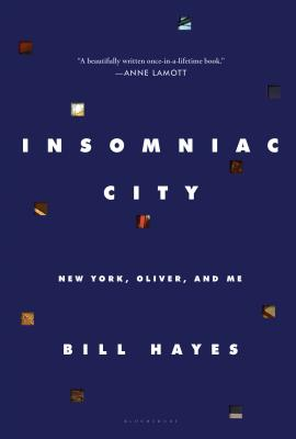 Insomniac City: New York, Oliver, and Me Cover Image
