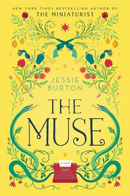 The Muse Cover Image