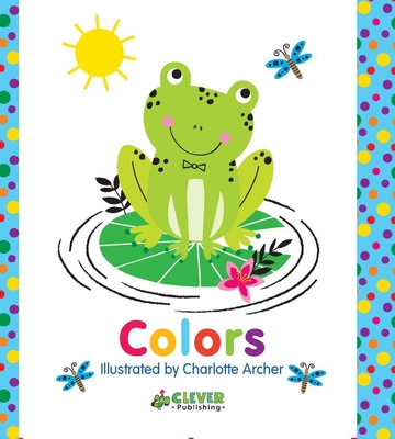Cover for Colors (Clever Colorful Concepts)