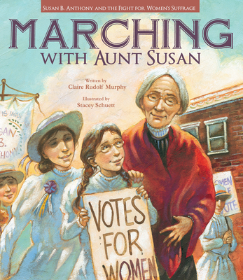 Marching with Aunt Susan Cover